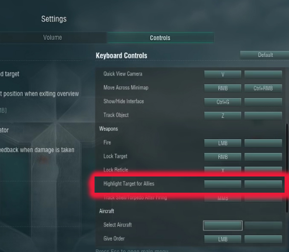 World of warships the hidden controls inn binding gumiabroncs Choice Image