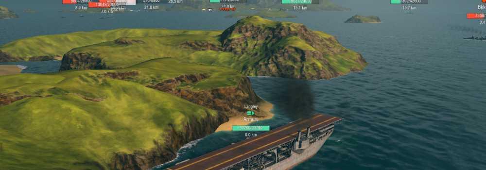 World of Warships: The Hidden Controls - INN