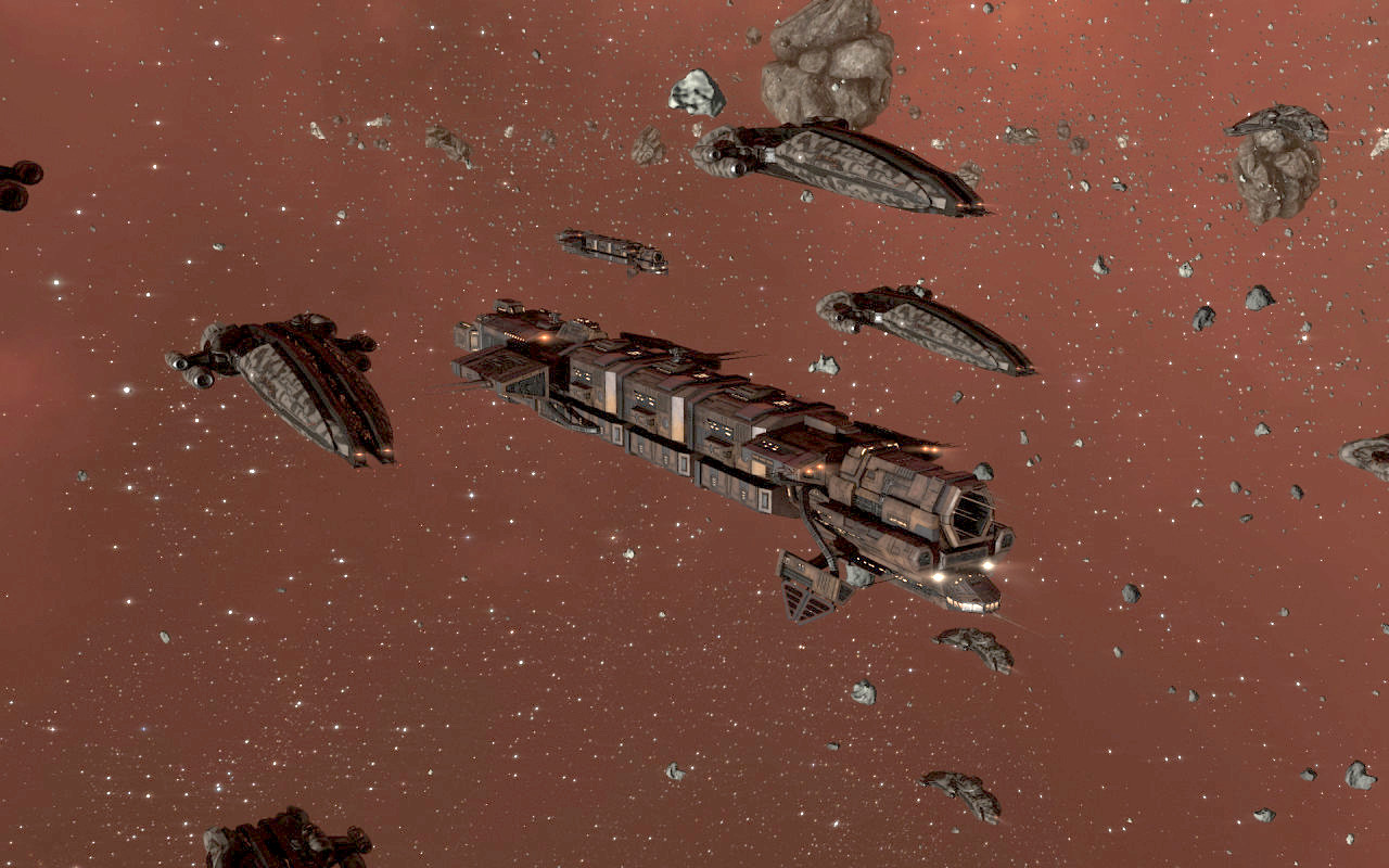 What Aura Doesn't Tell You: The Secrets of EVE Online - INN