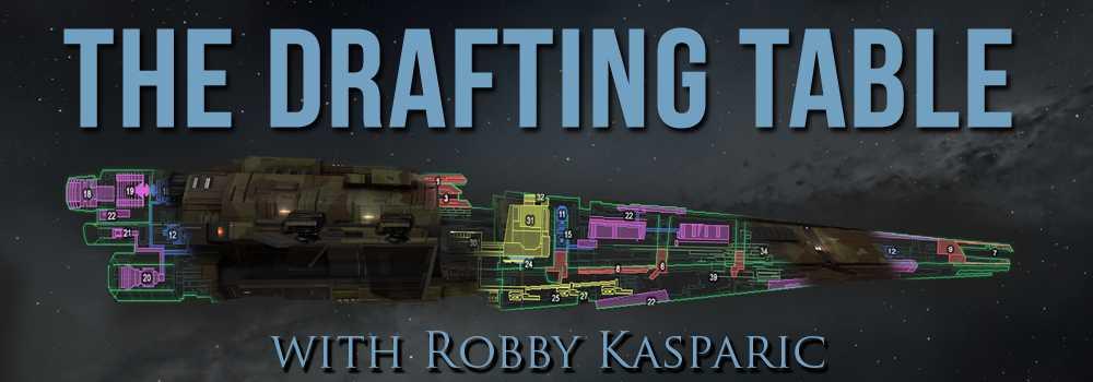 The Drafting Table: Hunting Astero - INN