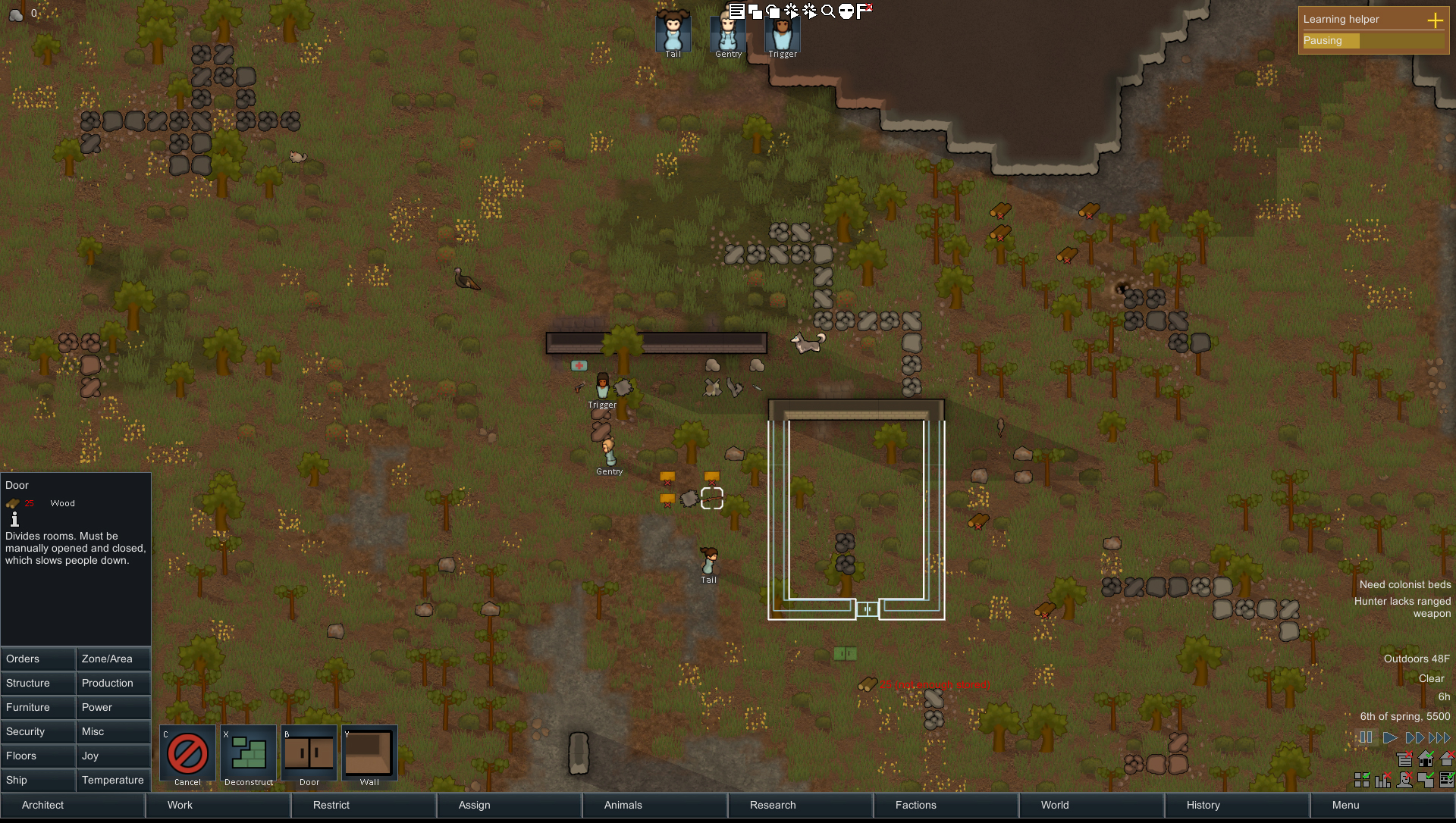 Rimworld Preview - An Ode to Gentry - INN
