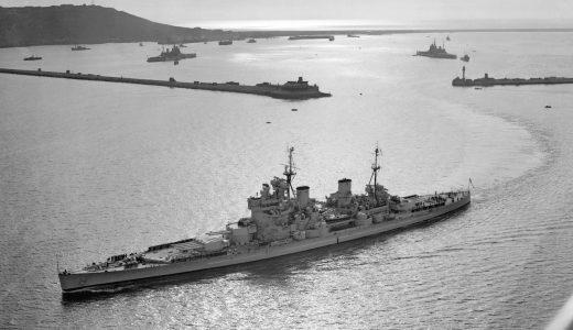 Castles of Steel: Theorycrafting the Royal Navy Battleship