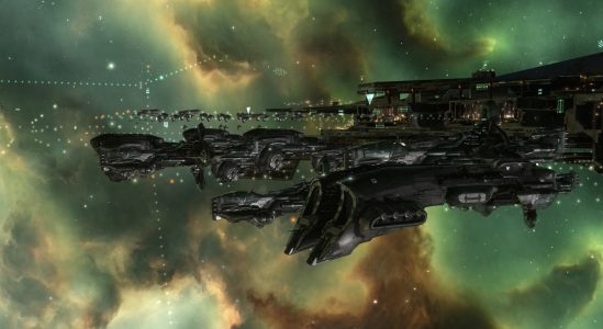 Gallente ships in EVE Online