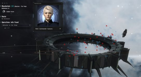 New player experience in EVE Online