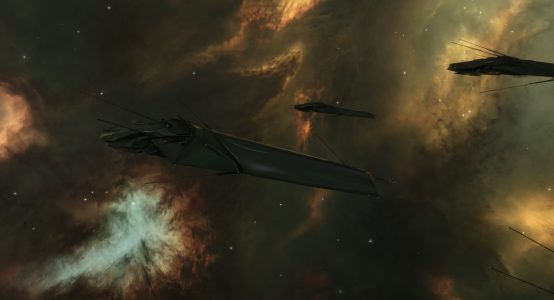 Drifter battleships assault new players in the EVE Online update