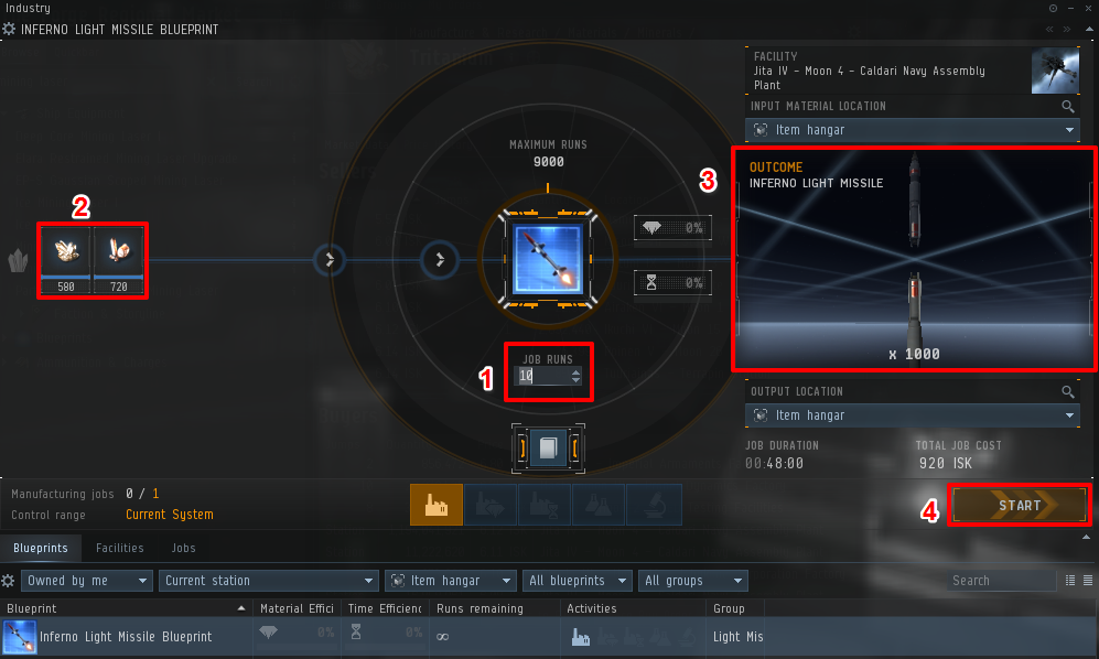 An introduction to industry in eve online inn indy window indy interface malvernweather Images