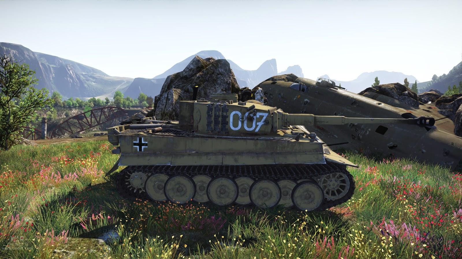 world of tanks vs war thunder танки