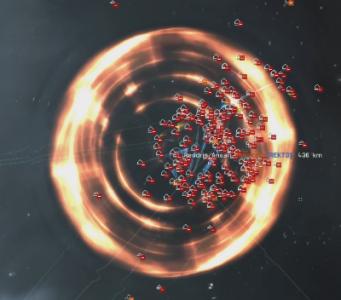 Horde Fleet Bombed