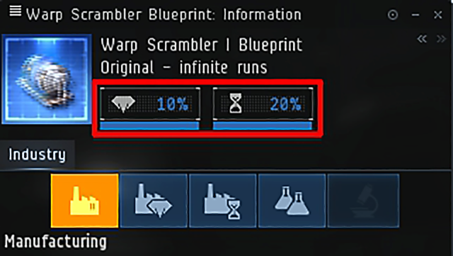 A deeper dive into industry in eve online inn for some smaller item bpos it might take only a few days to upgrade to max efficiency however as you obtain more valuable prints they will take longer malvernweather Images