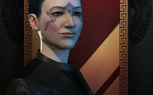Londala Pox Portrait