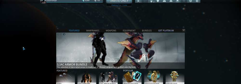 warframe cracked mods