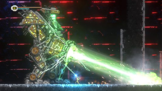 Anew: The Distant Light - Giant Robot