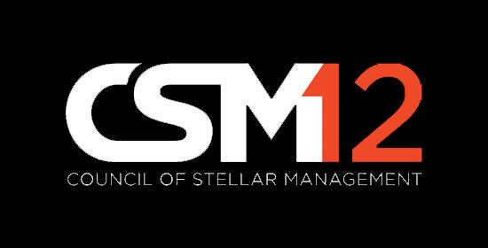 CSM12 Logo