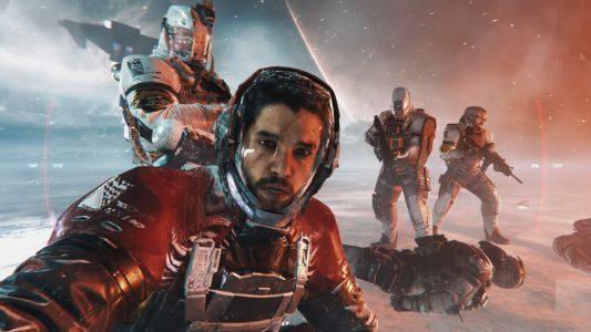 Kit Harington in Call of Duty: Infinite Warfare