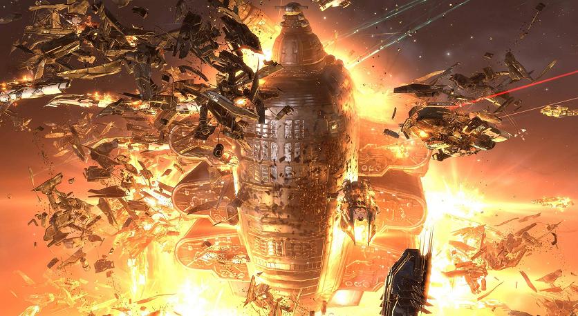 Burn Jita Event Brings EVE Online Economy To A Halt - INN