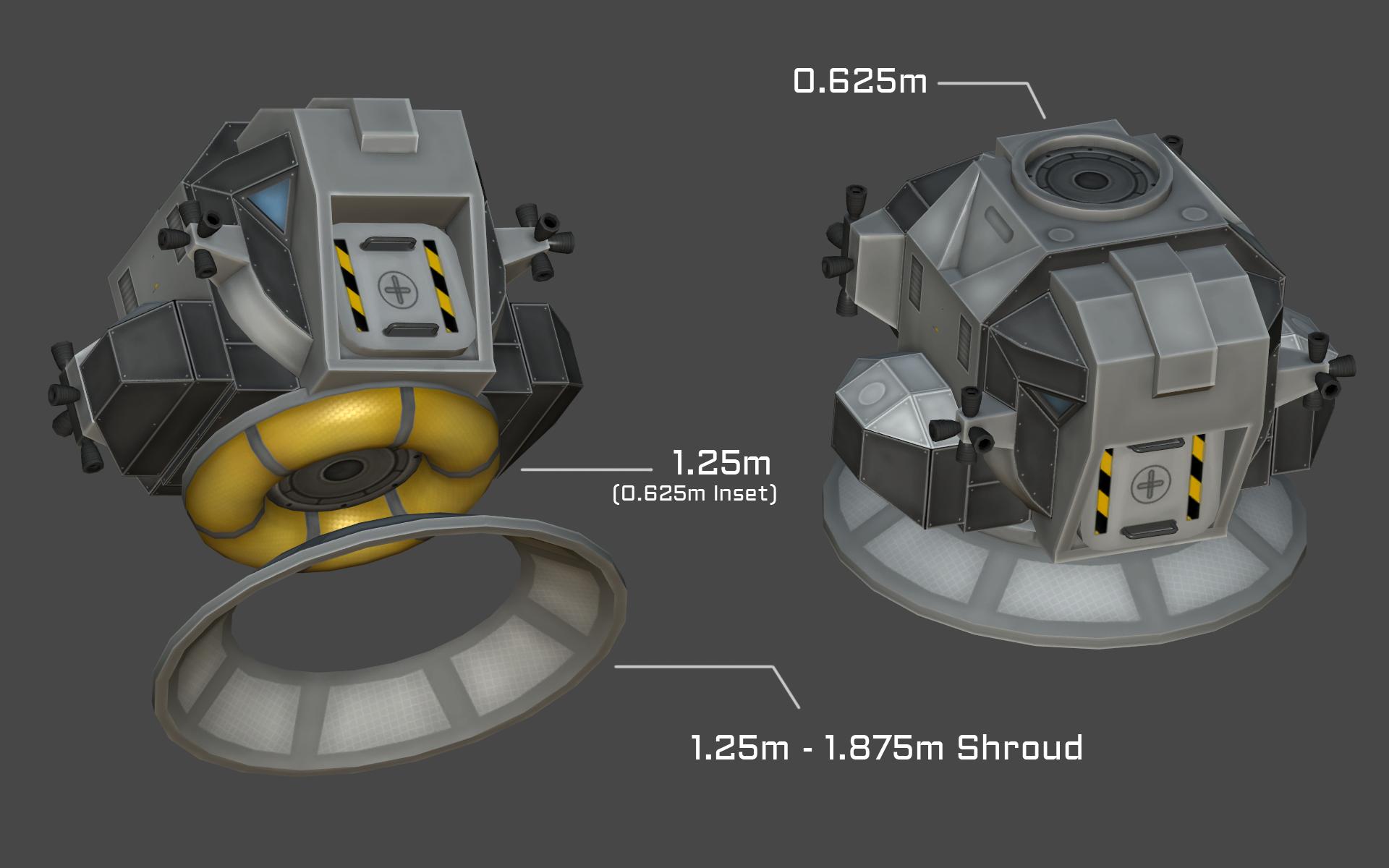 kerbal space program new parts - photo #27