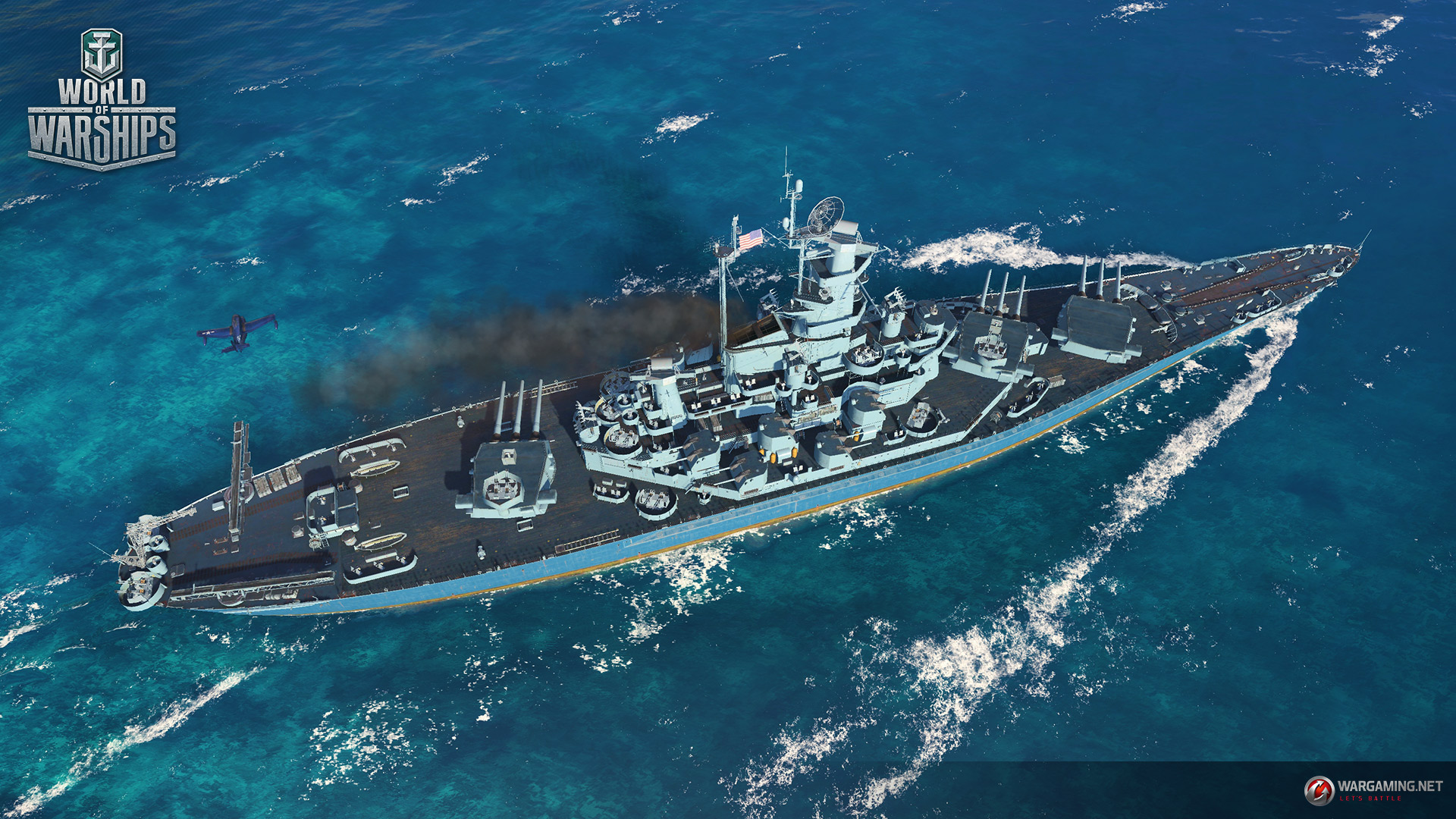 World of Warships: USS Alabama Review - INN