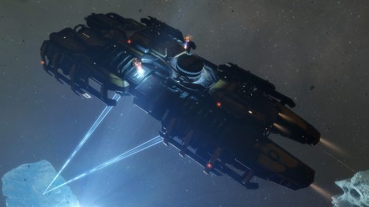 Mining ships: from the Venture to the Rorqual - INN
