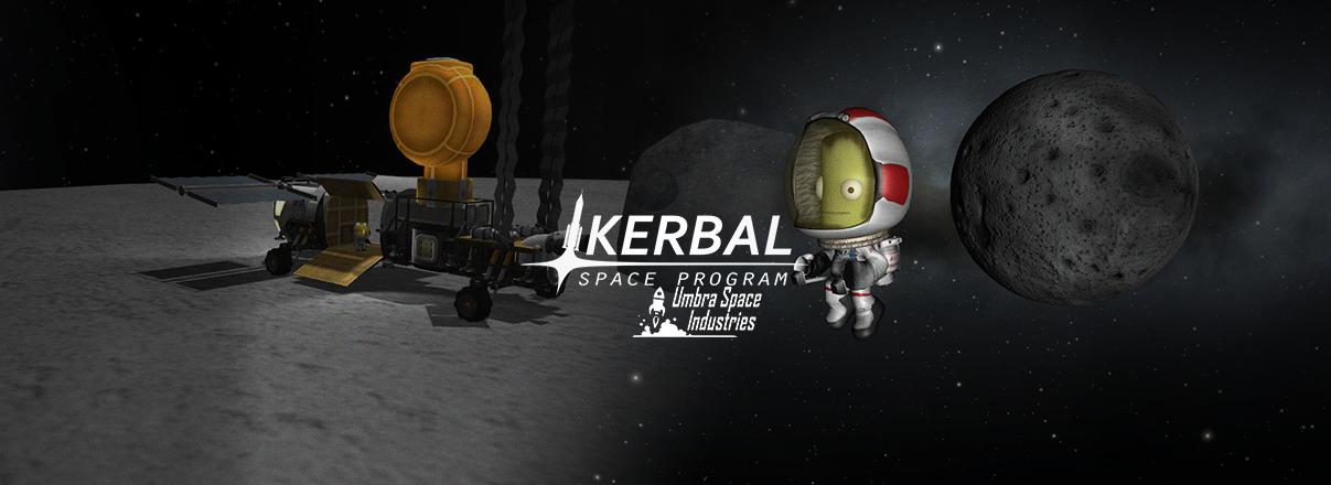 Kerbal Space Program Mod Spotlight: Umbra Space Industries - INN