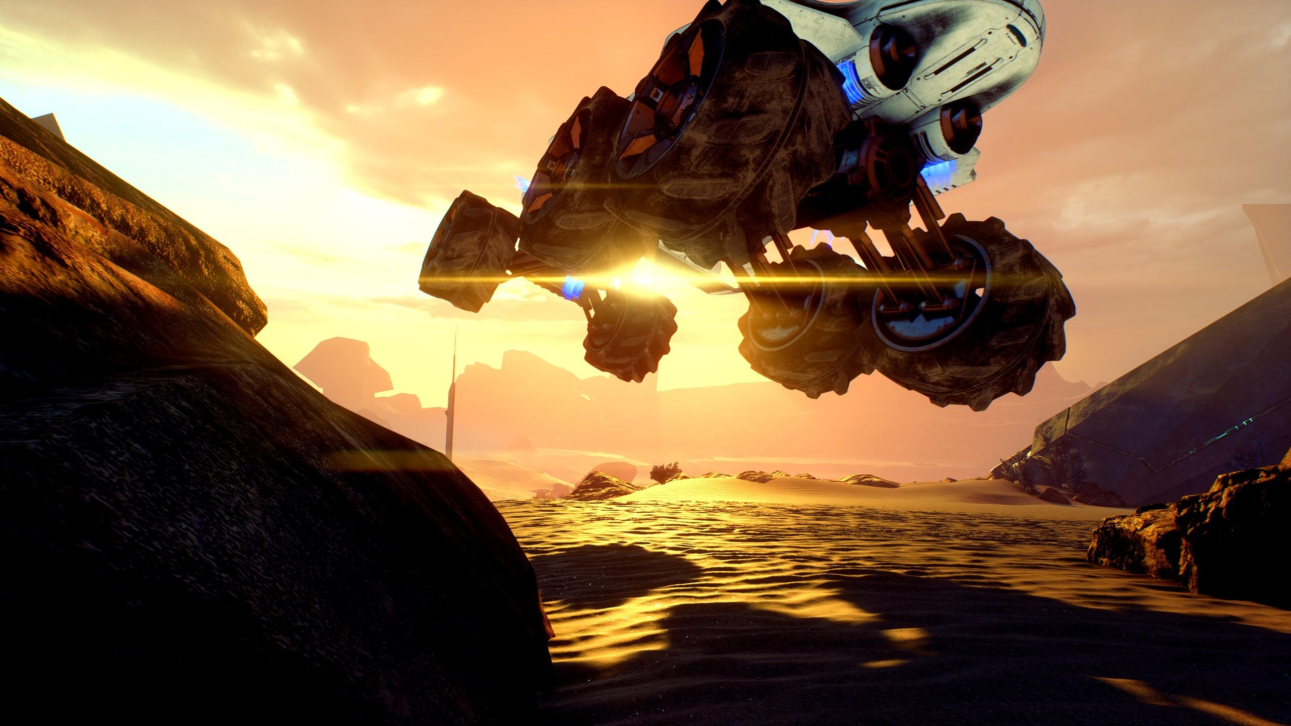 Nvidia Ansel - a screenshot of the future? - INN