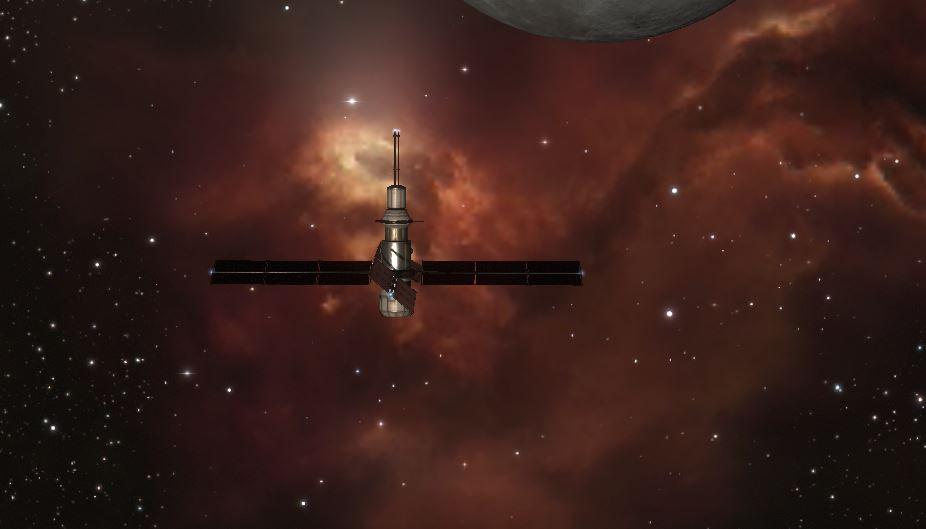Moon Mining Beacon