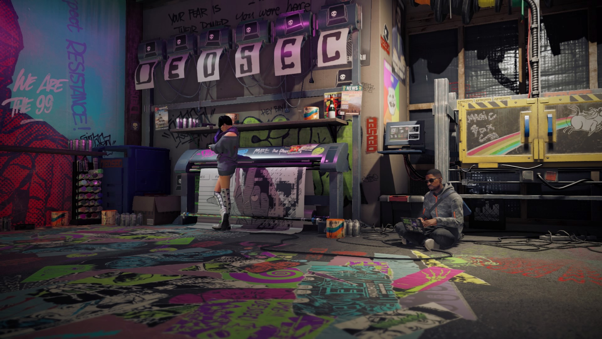 Watch Dogs 2 - Hacking Away Higher Expectations? - INN
