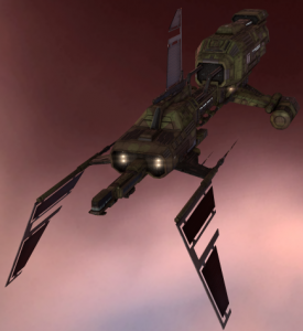 A Scythe Fleet Issue in EVE Online