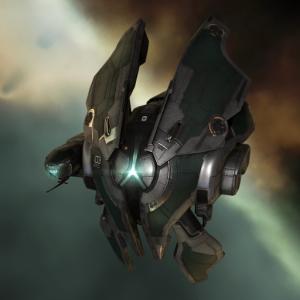 a Tristan frigate in EVE Online
