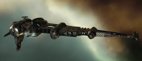 a Catalyst frigate in EVE Online