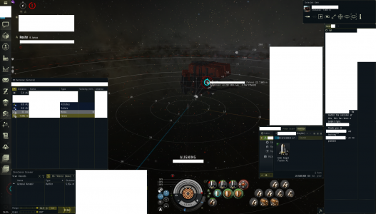 30 Months in Eve Online | Journey of a Thousand Systems, Stumbles