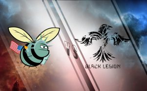 Liberty Squad vs Black Legion...or is it?