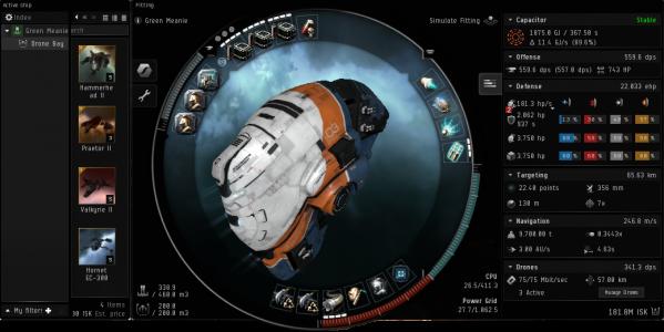 Vexor Navy Issue - Brawler